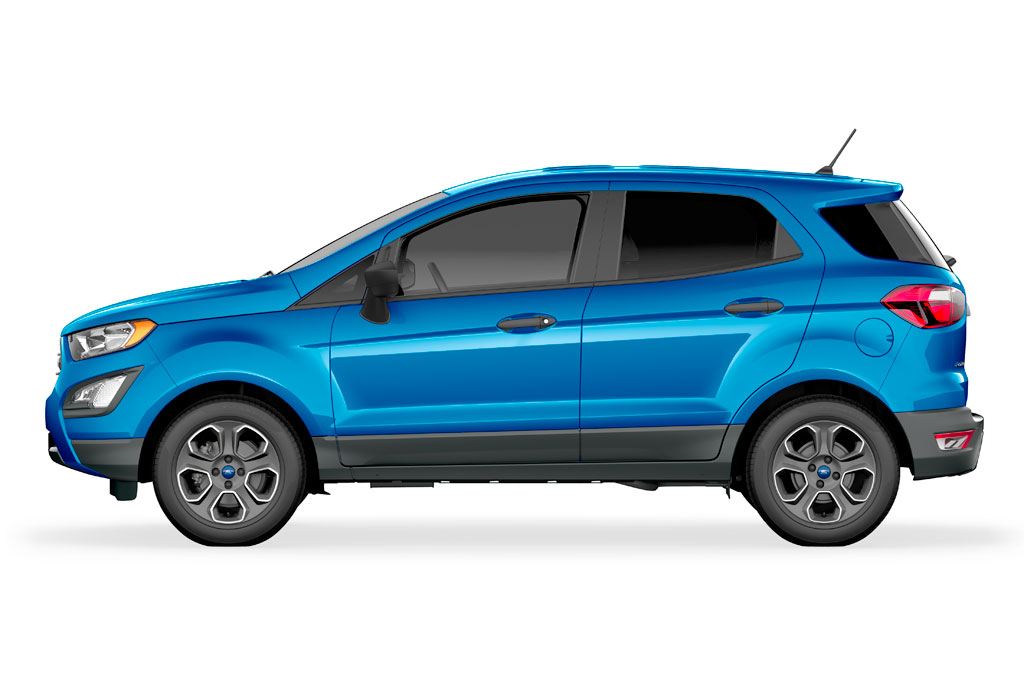Ford Ecosport - Distribuidora David