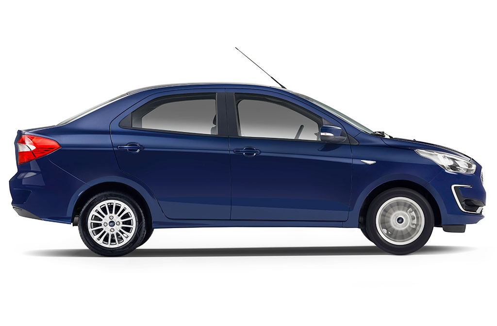 Ford Figo - Distribuidora David